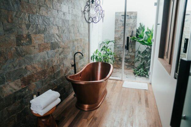 cazi de baie